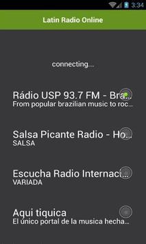 Latin Radio Free apk screenshot