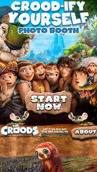 The Croods: Crood-ify Yourself poster