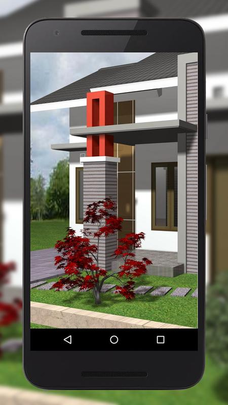 Minimalist House One Floor For Android Apk Download
