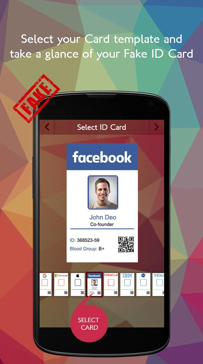 Fake ID Maker Free for Android - APK Download