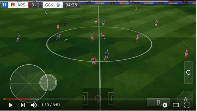 Tips Dream League Soccer (DLS) apk screenshot