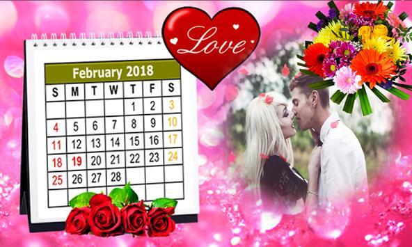 2019 Calendar Photo Frames-Wishes,Greetings screenshot 3
