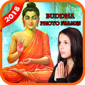 Buddha Purnima 2018 Photo Frames icon