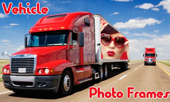 Vehicle Photo Frames poster