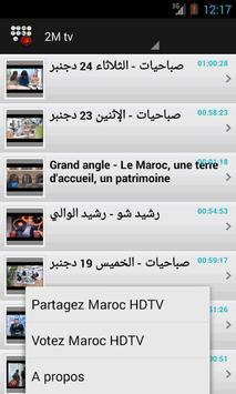 Maroc HD TV poster