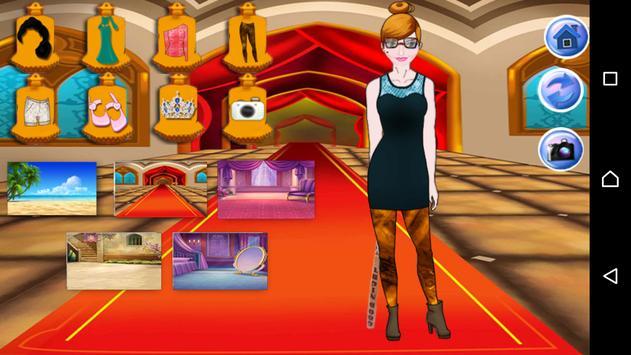 Fashion Shop-Dress up games screenshot 3