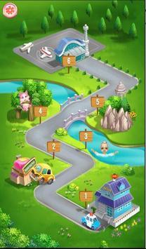 لعبة تلبيس الشرطية screenshot 2
