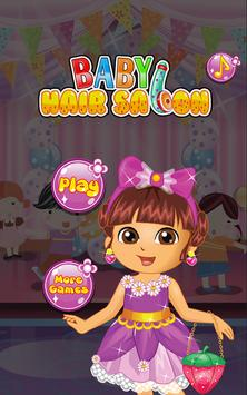 Baby Hair Salon screenshot 5