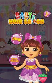 Baby Hair Salon screenshot 10