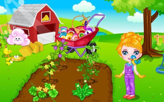 Happy Princess Farming apk screenshot