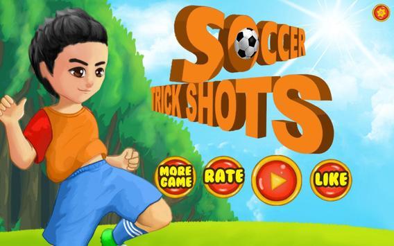 Soccer Stars Trick Shots poster