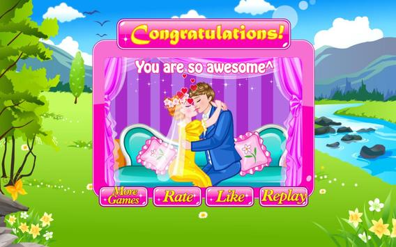 Wedding Kiss apk screenshot