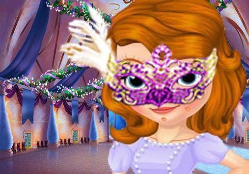 Sofia The First Makeover Games screenshot 2