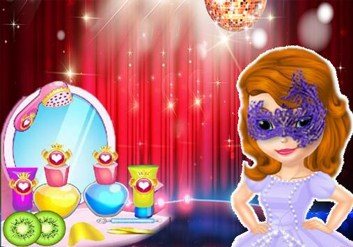 Sofia The First Makeover Games screenshot 6