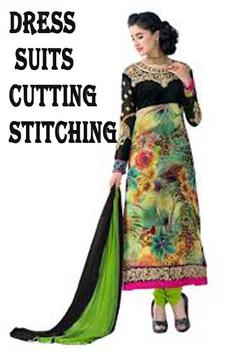 DRESS SUIT CUTTING & STITCHING poster