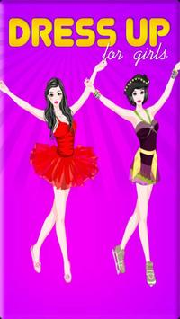 Fashionista™ Chic Dancer poster