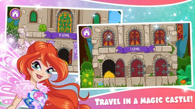 Magic school fairy apk screenshot