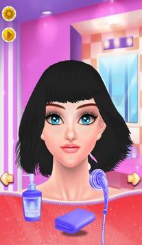 لعبة تلبيس بنات ومكياج سريعة التحميل screenshot 1