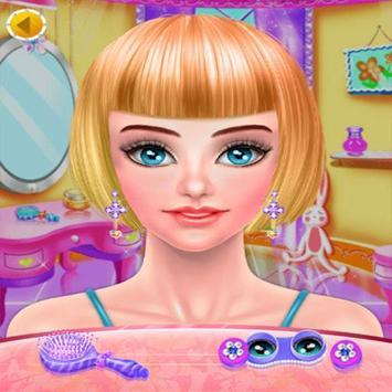 لعبة تلبيس بنات ومكياج سريعة التحميل screenshot 6