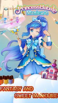 Magic Princess Manicure poster