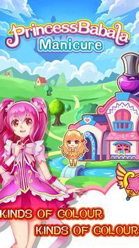 Magic Princess Manicure apk screenshot
