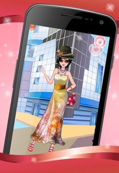Dress Up! Bohemia Style screenshot 1