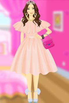 Dress Up Salon : Game For Girls poster