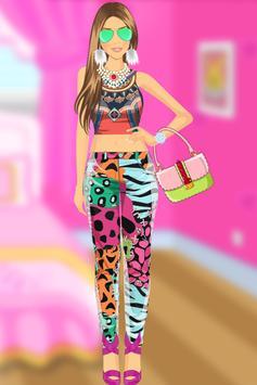 Dress Up Salon : Game For Girls screenshot 1