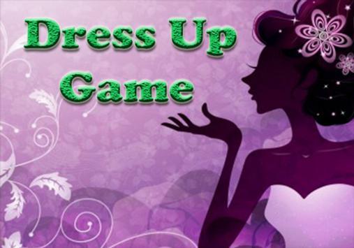 Sarah Princess Dress Up Game poster