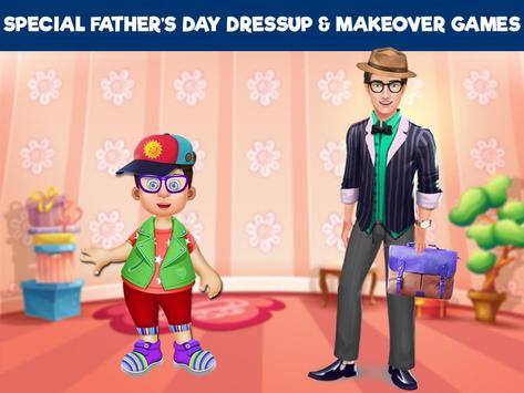 Father's Day DressUp Games screenshot 4