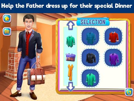 Father's Day DressUp Games screenshot 1
