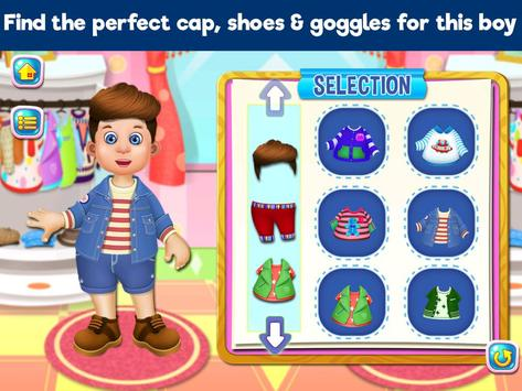 Father's Day DressUp Games screenshot 2
