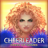 Cheerleader Dress Up Games icon