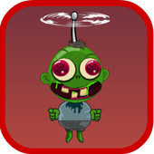 Halloween Zombie War icon