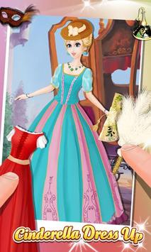 Cinderella Dress Up poster