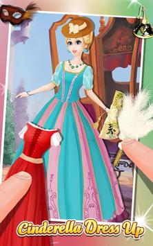 Cinderella Dress Up apk screenshot