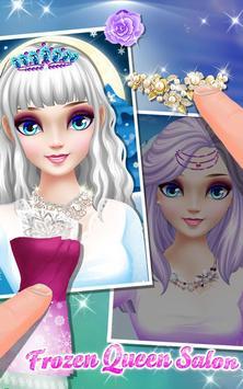 Icy Princess Dress Up apk screenshot