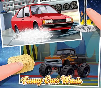Messy Car! Wash & Paint screenshot 5