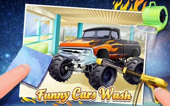 Messy Car! Wash & Paint screenshot 6