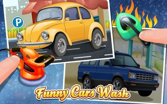 Messy Car! Wash & Paint screenshot 7