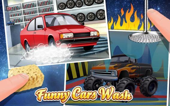 Messy Car! Wash & Paint screenshot 8