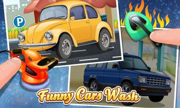 Messy Car! Wash & Paint screenshot 1