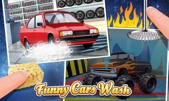 Messy Car! Wash & Paint screenshot 2