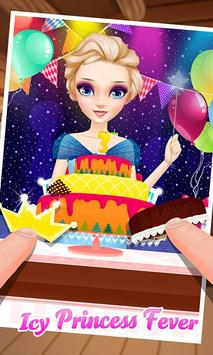 Ice Princess - Birthday Fever poster