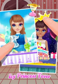 Ice Princess - Birthday Fever apk screenshot