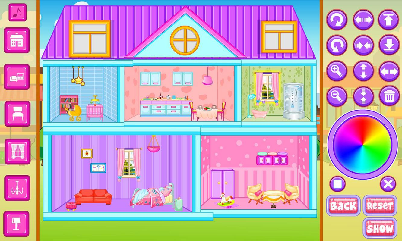 Doll House Decoration Apk Download Free Educational Game For Android