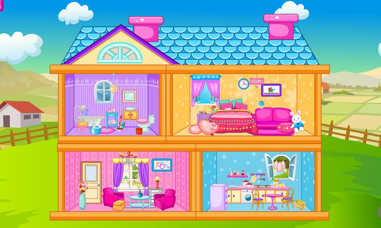 Doll House Decoration Apk Download Free Educational Game