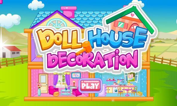 Doll House Decoration apk screenshot