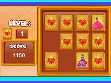 Match Up Memory Cards apk screenshot