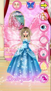 Fairy Princess Girl poster
